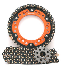 Supersprox Chain & Sprocket Kit for KTM 990 Adventure 2006-2012 (Inc S/R) - Standard Gearing