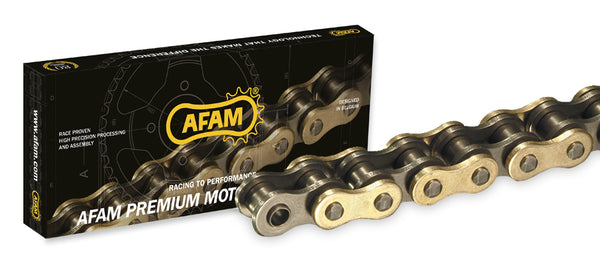 AFAM 525 XHR3 120 Link Chain - Choice of Colour