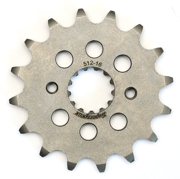 Supersprox Steel Front Sprocket CST512.16 - 520 Conversion