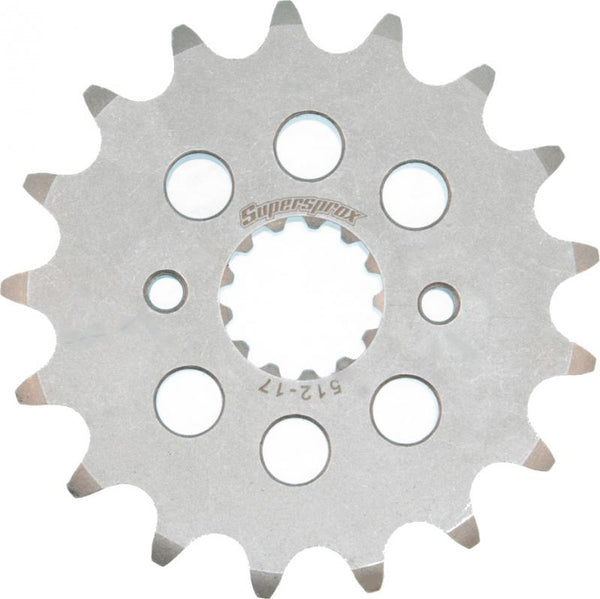 Supersprox Steel Front Sprocket CST512.17 - 520 Conversion