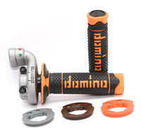 Grade A - Domino KRK EVO Quick Action Throttle for KTM and Husqvarna from 2016> - With Grips