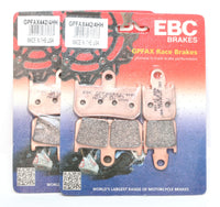EBC Sintered Racing Brake Pads GPFAX442