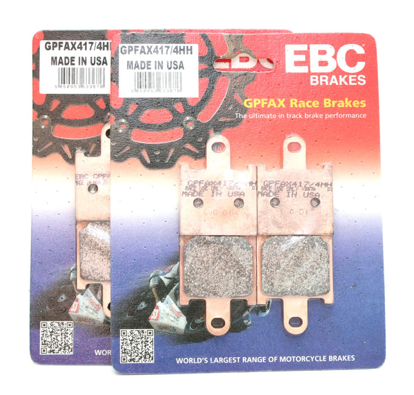 EBC Sintered Racing Brake Pads GPFAX417