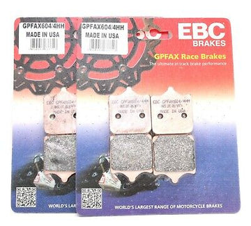 EBC Sintered Racing Brake Pads GPFAX604