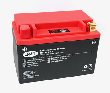 JMT Lithium Ion Battery HJTX9-FP-I