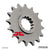 JT Front Steel Sprocket JTF1579.16 - 520 Conversion