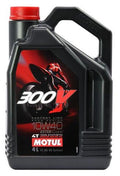 Motul 300V 4T Fully Synthetic Oil 10w40 4L