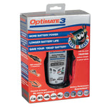 Optimate 3 12V Battery Charger and Optimiser