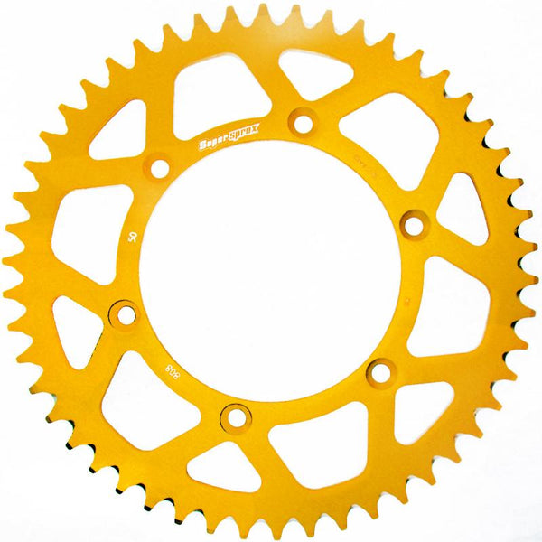 Supersprox Aluminium Rear Sprocket RAL-808: Choose Your Gearing
