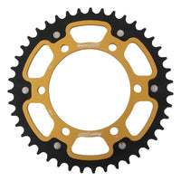 Supersprox Stealth Sprocket RST-486:45-GLD - 520 Conversion - Standard Gearing