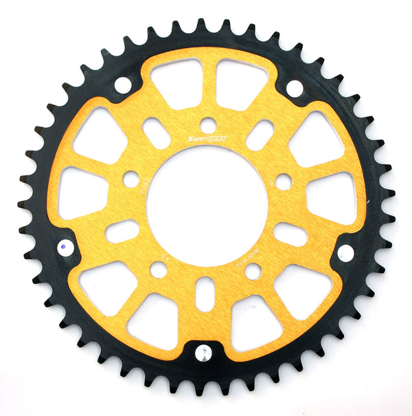 Supersprox Stealth Rear Sprocket RST7092 - (76mm Centre 100mm PCD)