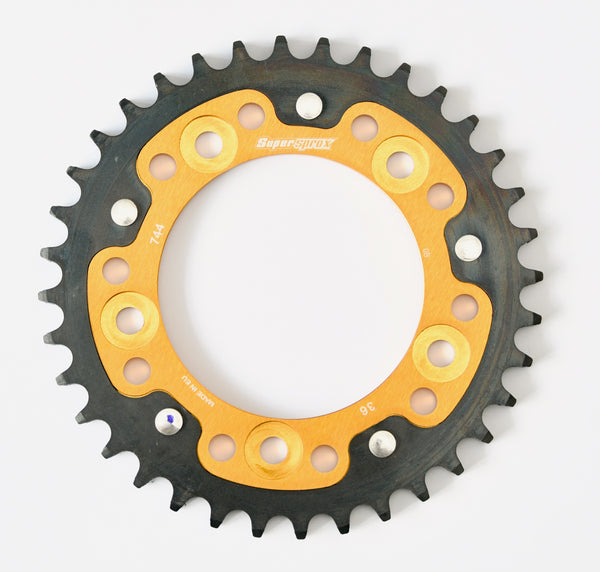 Supersprox Stealth Rear Sprocket RST-744:36-GLD