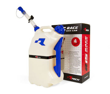R Tech 15L Race Gas Can - Various Colours