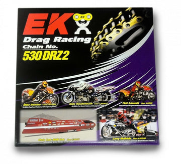 EK DRZ2 Drag Racing Chain