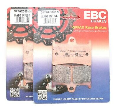 EBC Sintered Racing Brake Pads GPFAX380