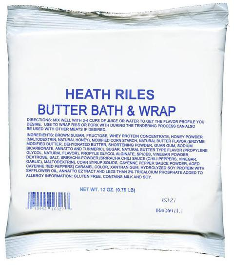 Heath Riles BBQ Butter Bath & Wrap 430g