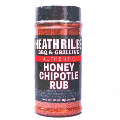 Heath Riles BBQ Honey Chipotle Rub 454g