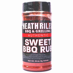 Heath Riles BBQ Sweet BBQ Rub 454g