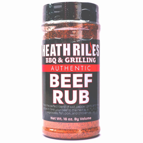 Heath Riles BBQ Beef Rub 454g