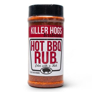 Killer Hogs The Hot Rub 363g