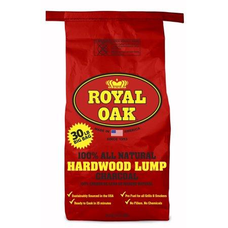 Royal Oak Hardwood Lump Charcoal 13.6kg