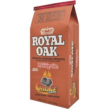 Royal Oak Mesquite Charcoal Briquets 6.62kg