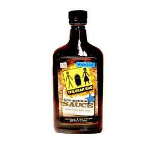 Yes Dear Competition BBQ Sauce 482ml