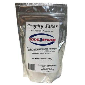 Code 3 Trophy Taker Competition Phosphates