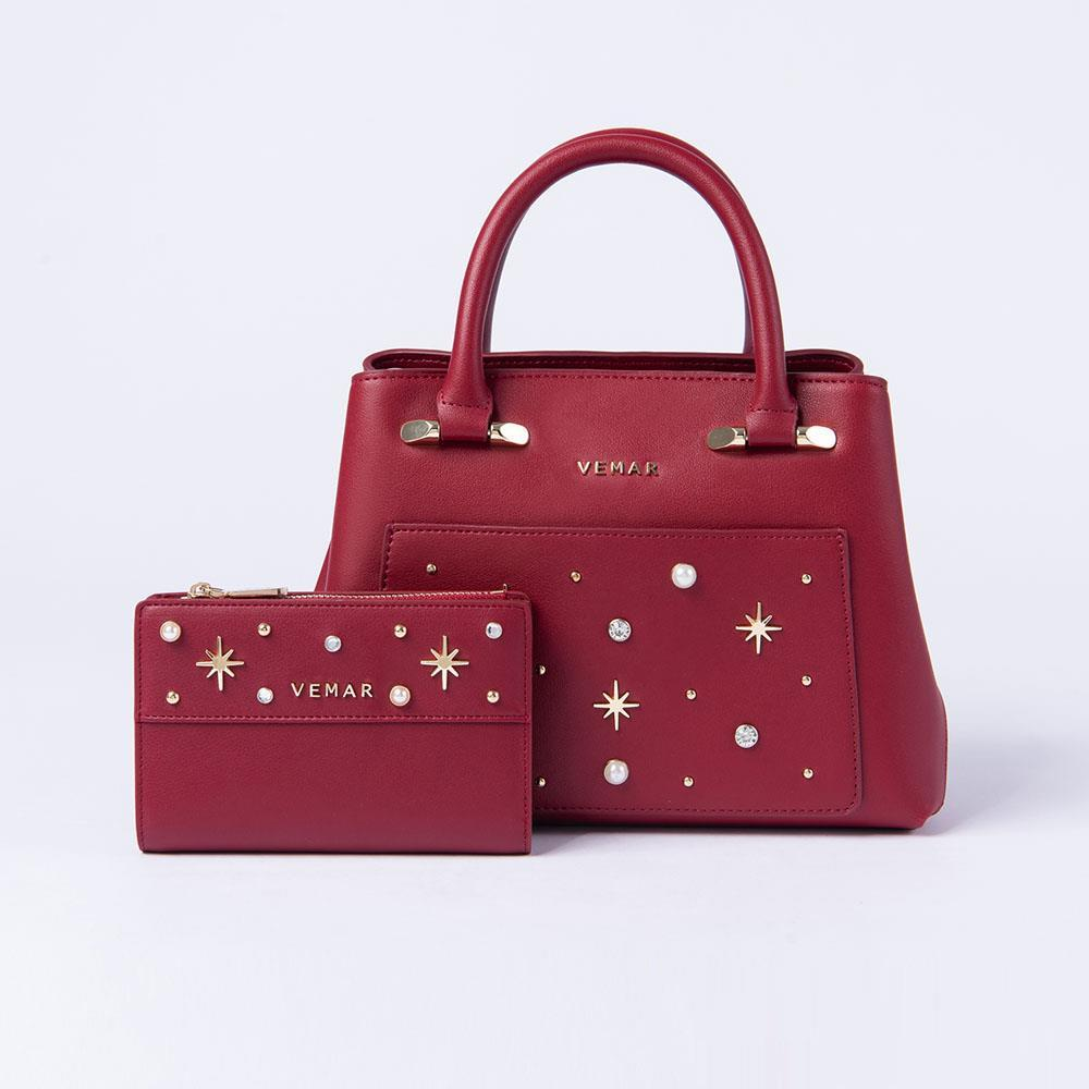 Vemar Shiny Kate Bag Set - VEMAR MALAYSIA I A beautiful you,from the inside out.