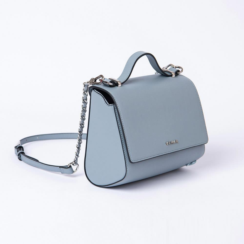 Vemar High-end Geometric Tassel Leather Crossbody Bag - VEMAR MALAYSIA I A beautiful you,from the inside out.