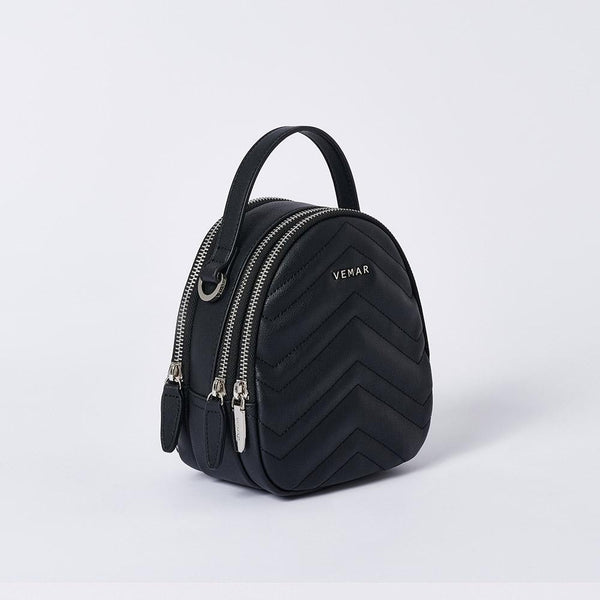 Vemar Elegant 4 Ways Small Back Pack (BK) - VEMAR MALAYSIA I A beautiful you,from the inside out.