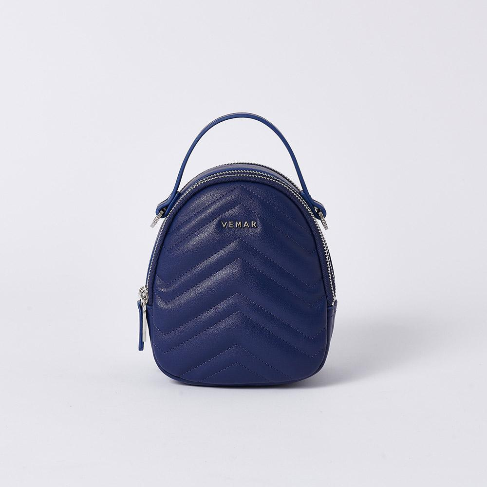 Vemar Elegant 4 Ways Small Back Pack (DBL) - VEMAR MALAYSIA I A beautiful you,from the inside out.