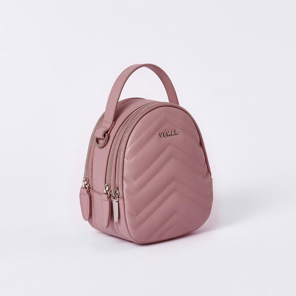 Vemar Elegant 4 Ways Small Back Pack (PL) - VEMAR MALAYSIA I A beautiful you,from the inside out.