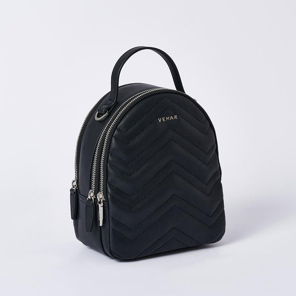 Vemar Elegant 4 Ways Big Back Pack (BK)