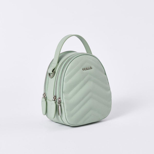 Vemar Elegant 4 Ways Small Back Pack (GN) - VEMAR MALAYSIA I A beautiful you,from the inside out.