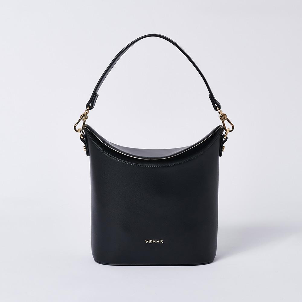 Vemar Elegant Flat Shoulder Handbag (BK) - VEMAR MALAYSIA I A beautiful you,from the inside out.