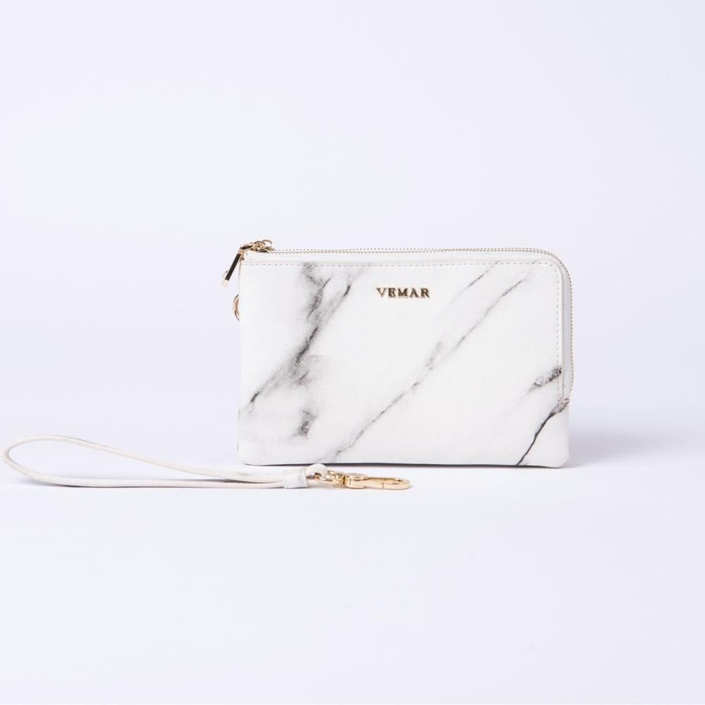Vemar Marble Texture Wrist Bag - VEMAR MALAYSIA I A beautiful you,from the inside out.