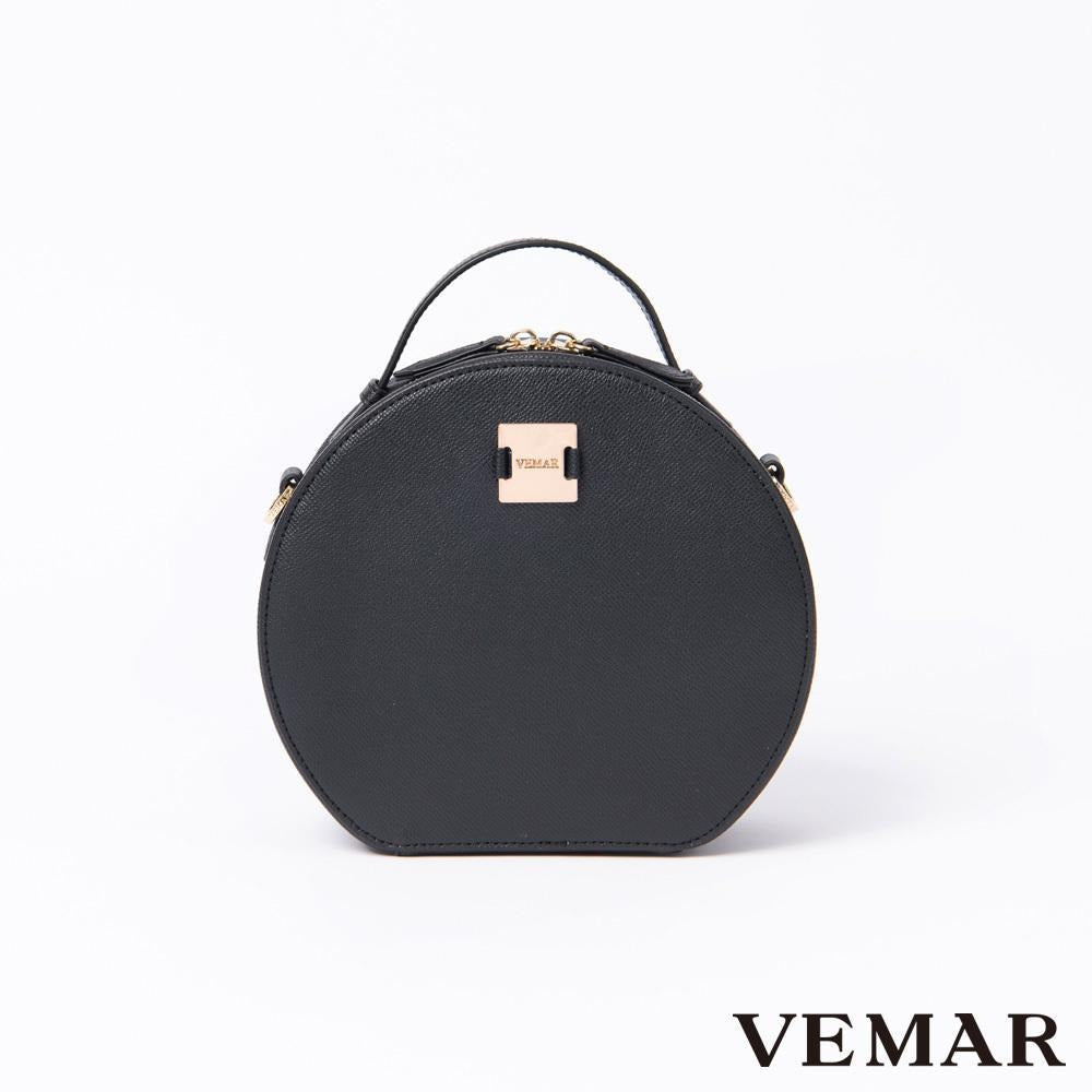 Vemar Fashion Circle Leather Crossbody Bag - VEMAR MALAYSIA I A beautiful you,from the inside out.