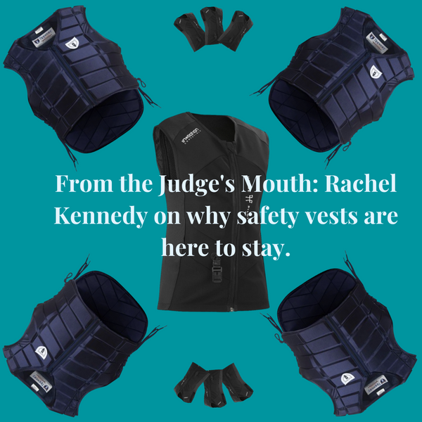 From the Judge's Mouth: BigEq Judge Rachel Kennedy Says Safety Vests are Here to Stay