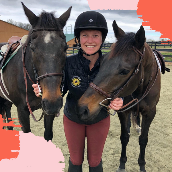 Amateur Rider Erica Rozek on Finding Her Next OTTB