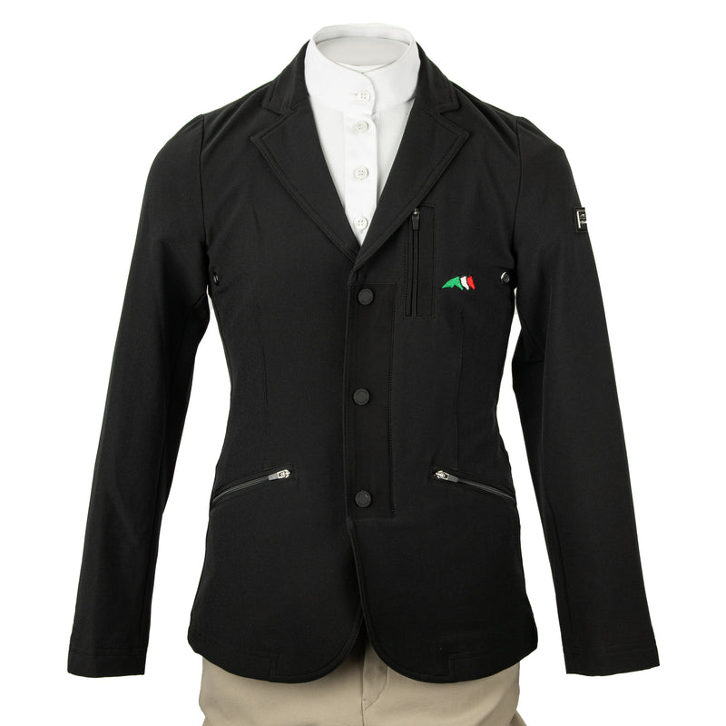 Equiline Boys' Luis Hunt Coat