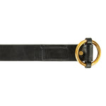 Blake Goods Classic Leather Ring Buckle Belt