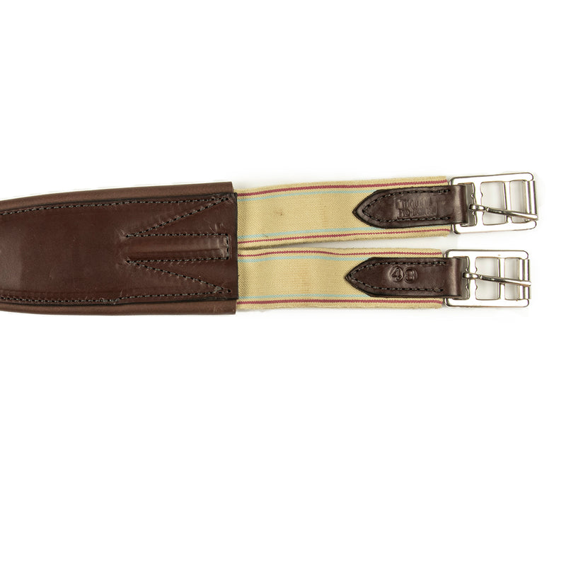 Thornhill Fancy Double Elastic Girth