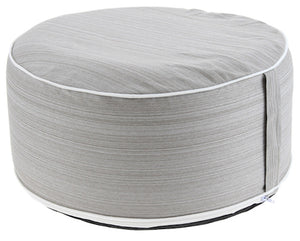 Pouf Beige Inflable - Couzy