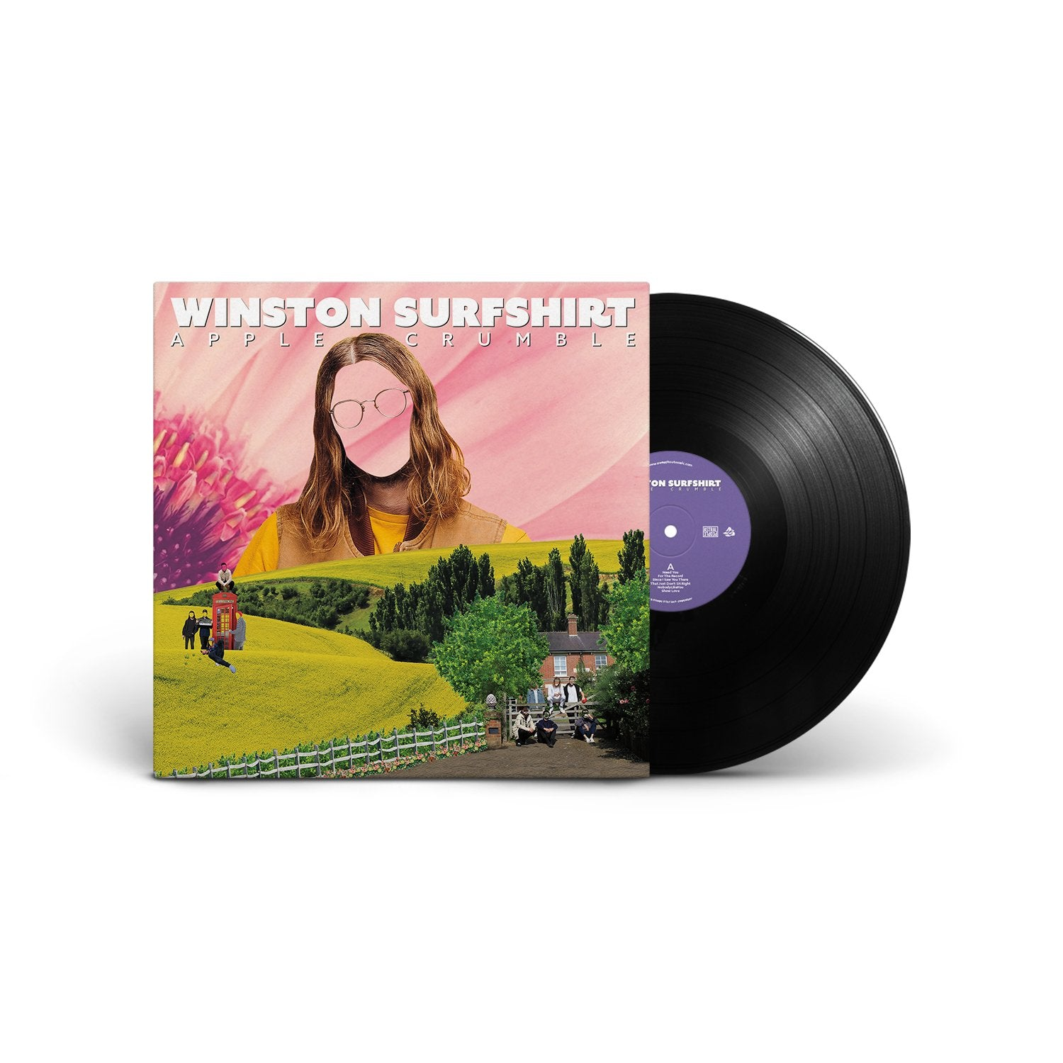 Winston Surfshirt - Apple Crumble Vinyl