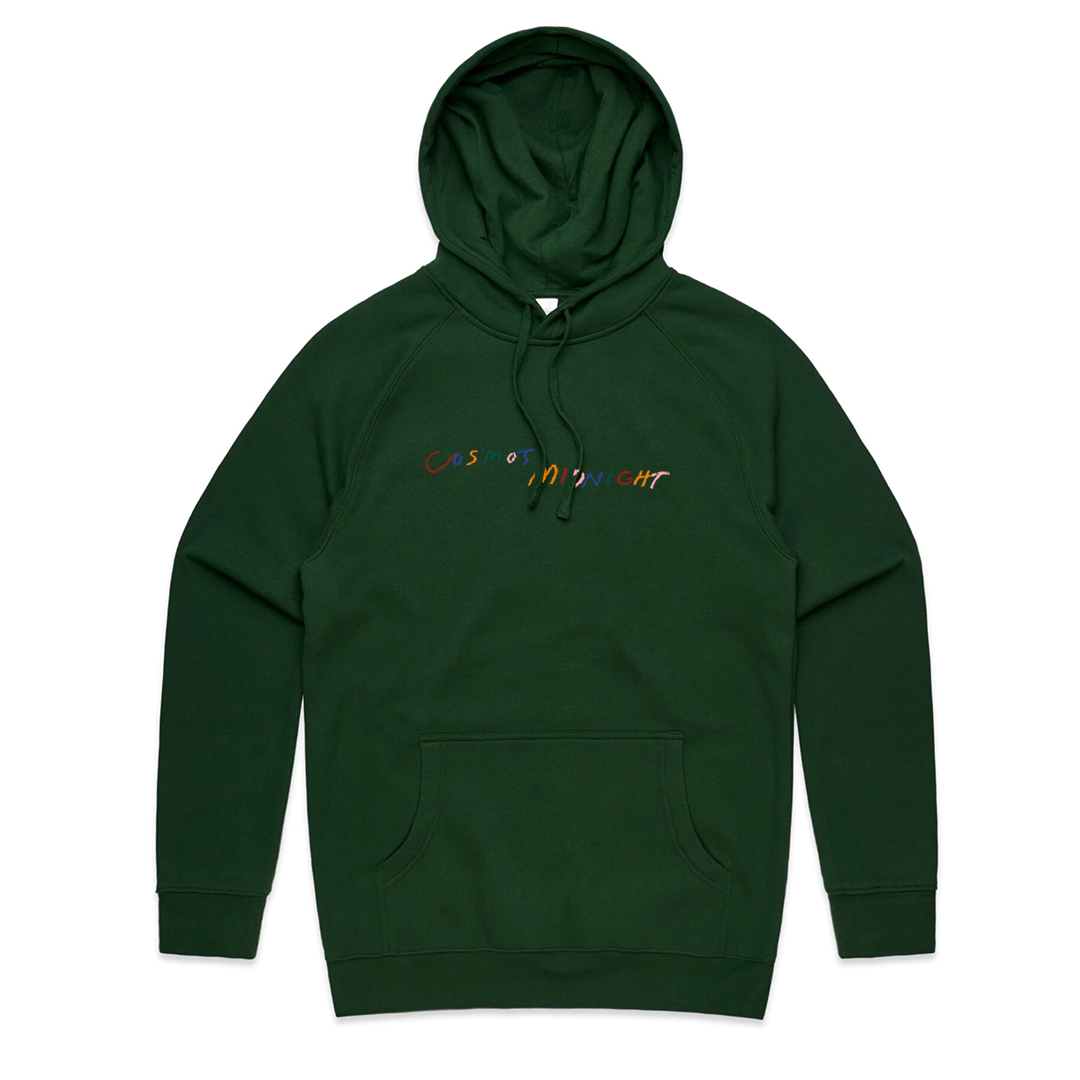 Cosmo's Midnight | Yesteryear Hoodie (Forest Green)