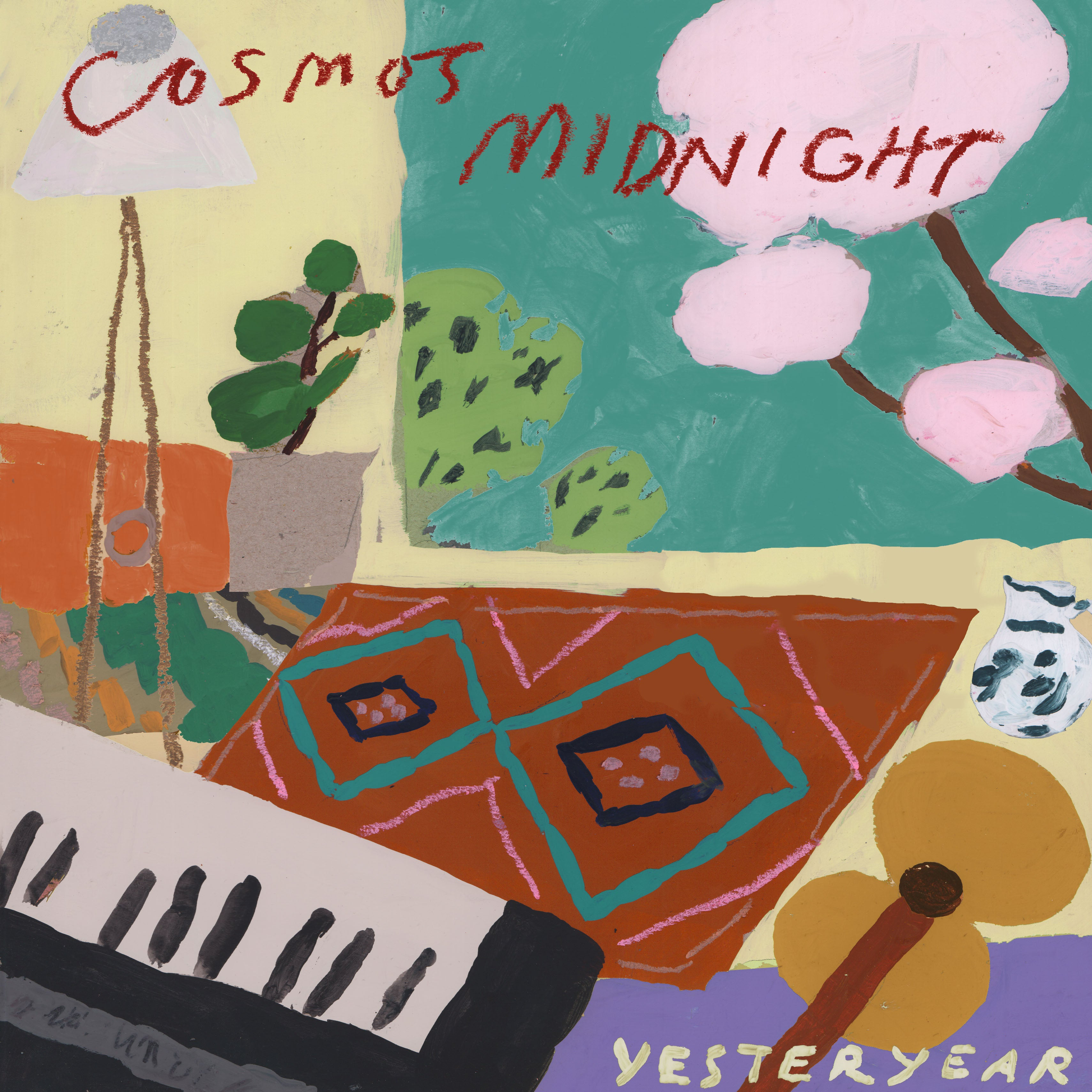 Cosmo's Midnight | Sticker Pack + Digital Download