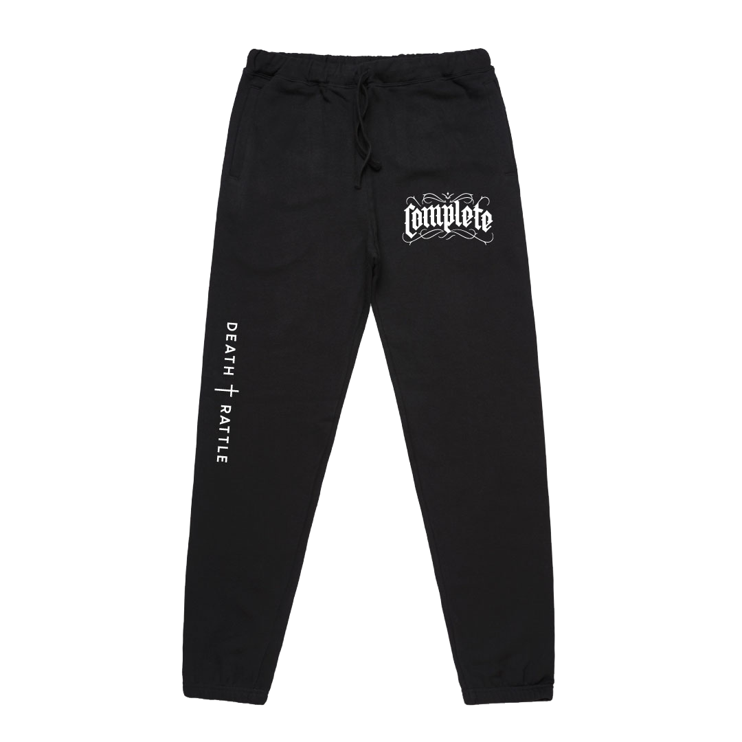 Complete - Death Rattle Track Pants