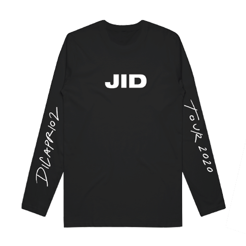 JID - AUS/NZ 2020 Tour Long Sleeve Black