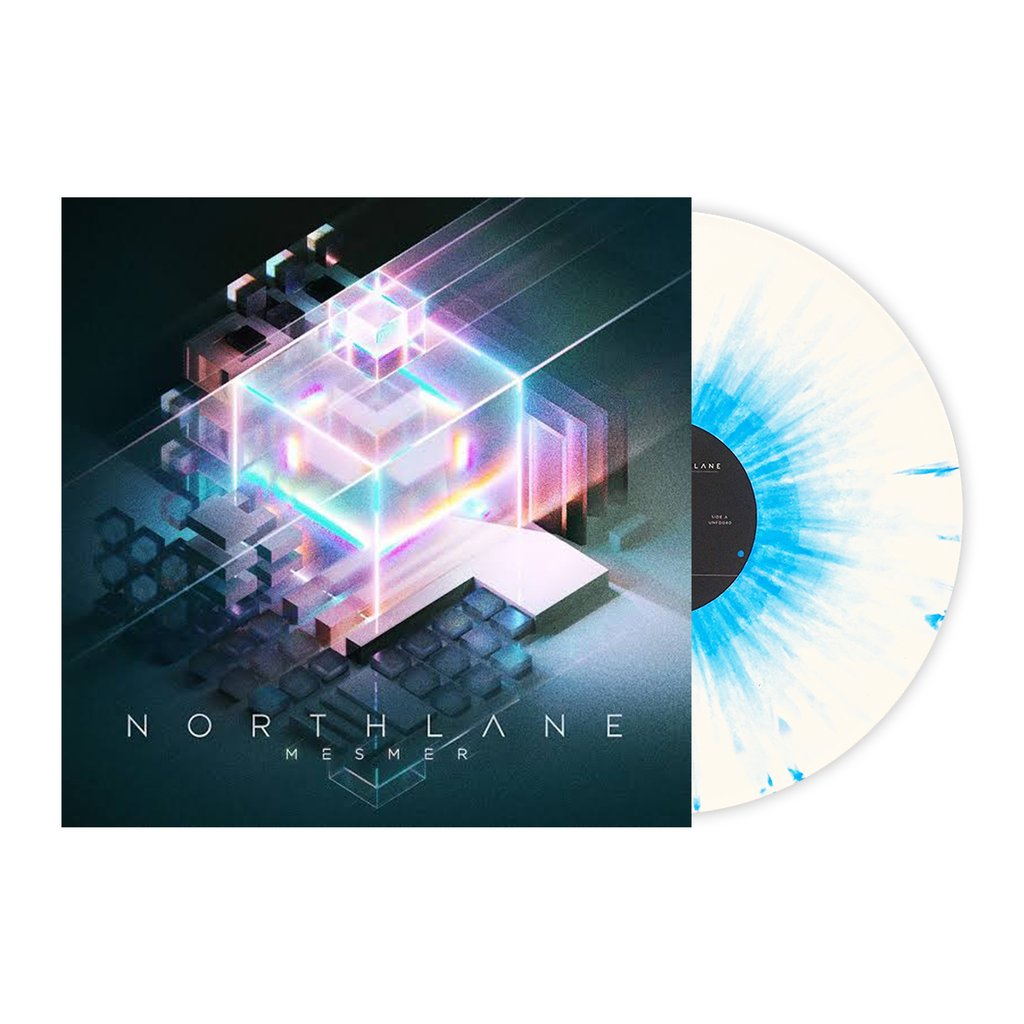 Northlane - Mesmer LP (White/Blue Splatter)